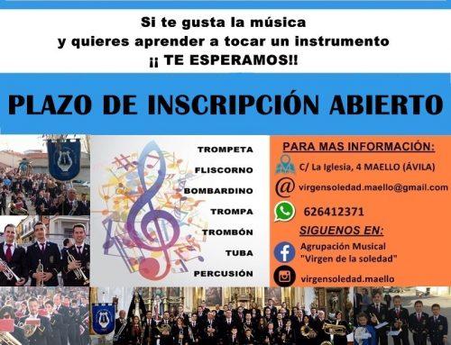 Agrupación musical Virgen de la Soledad