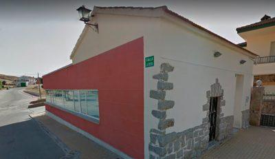 centro de jubilados y asociación de mujeres - Maello